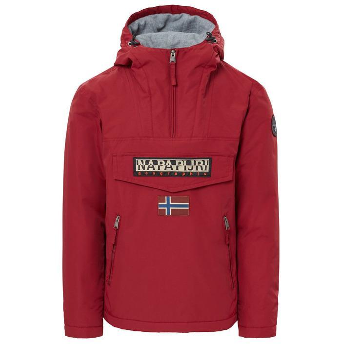Napapijri - Napapijri Men Jacket - bordeaux L
