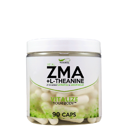 ZMA + L-Theanine, 90 caps