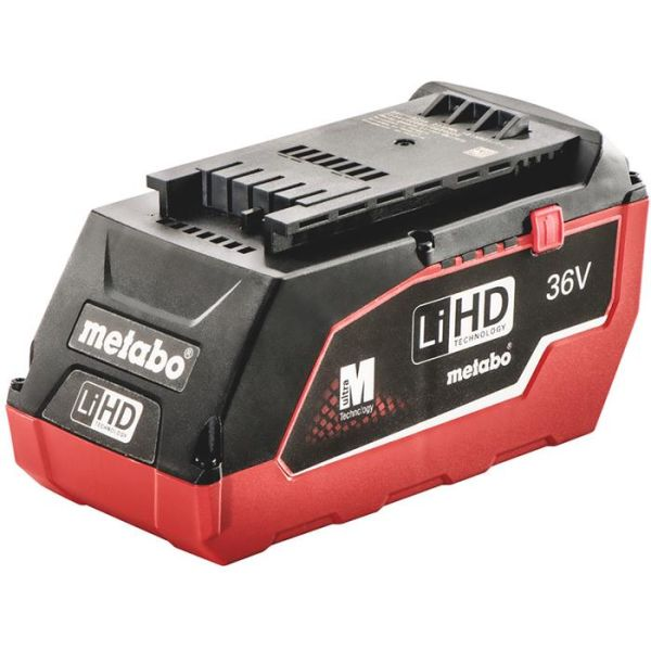 Metabo 36V LiHD Batteri 6,2Ah