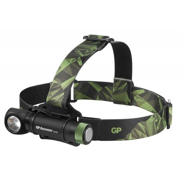 GP Lighting Discovery CHR35 Hodelykt med avtakbar lampe