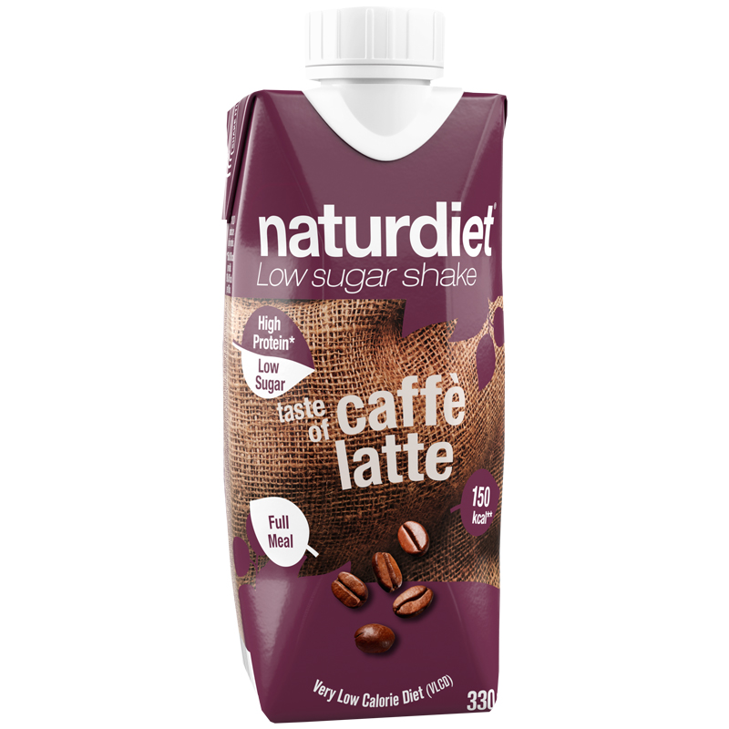Ateriankorvikejuoma Latte 330ml - 32% alennus