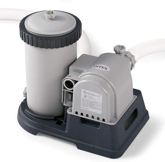 Intex Filterpumpe 2500 Gallons Cartridge