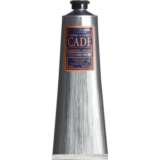 L'Occitane Cade Shaving Cream, 150 ml L'Occitane Parranajotuotteet