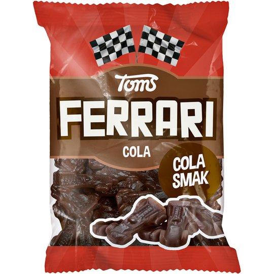 """Godis """"Ferrari Cola"""" 350g - 46% rabatt"""