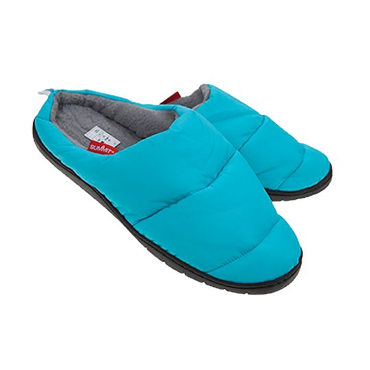 Summit Camping Slippers tofflor turkosa