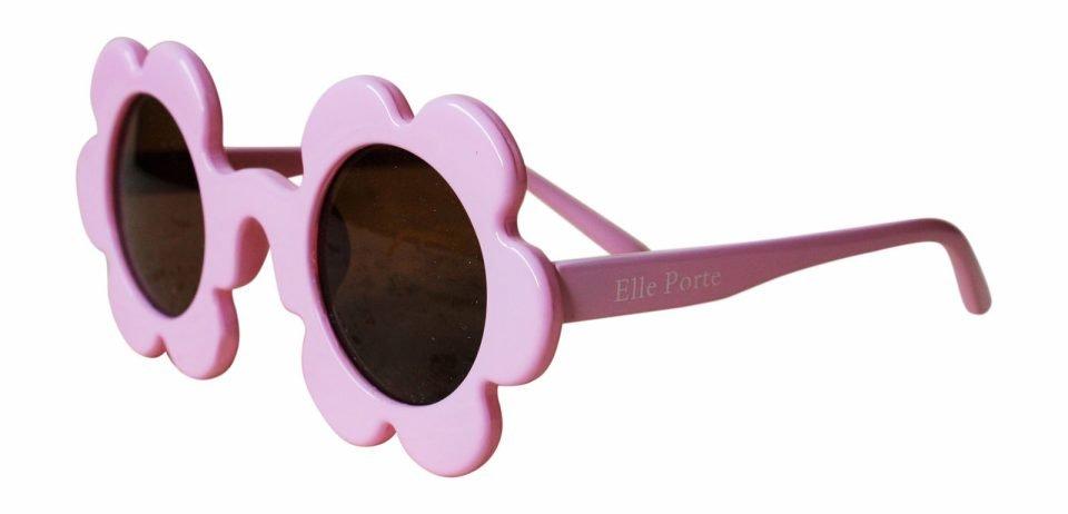 Elle Porte - Kids Sunglasses - Bellis, Pink Ballet (39BALLET)