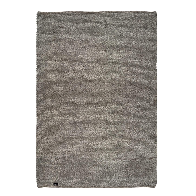 Ullmatta Merino grå 170 x 230 cm Classic Collection