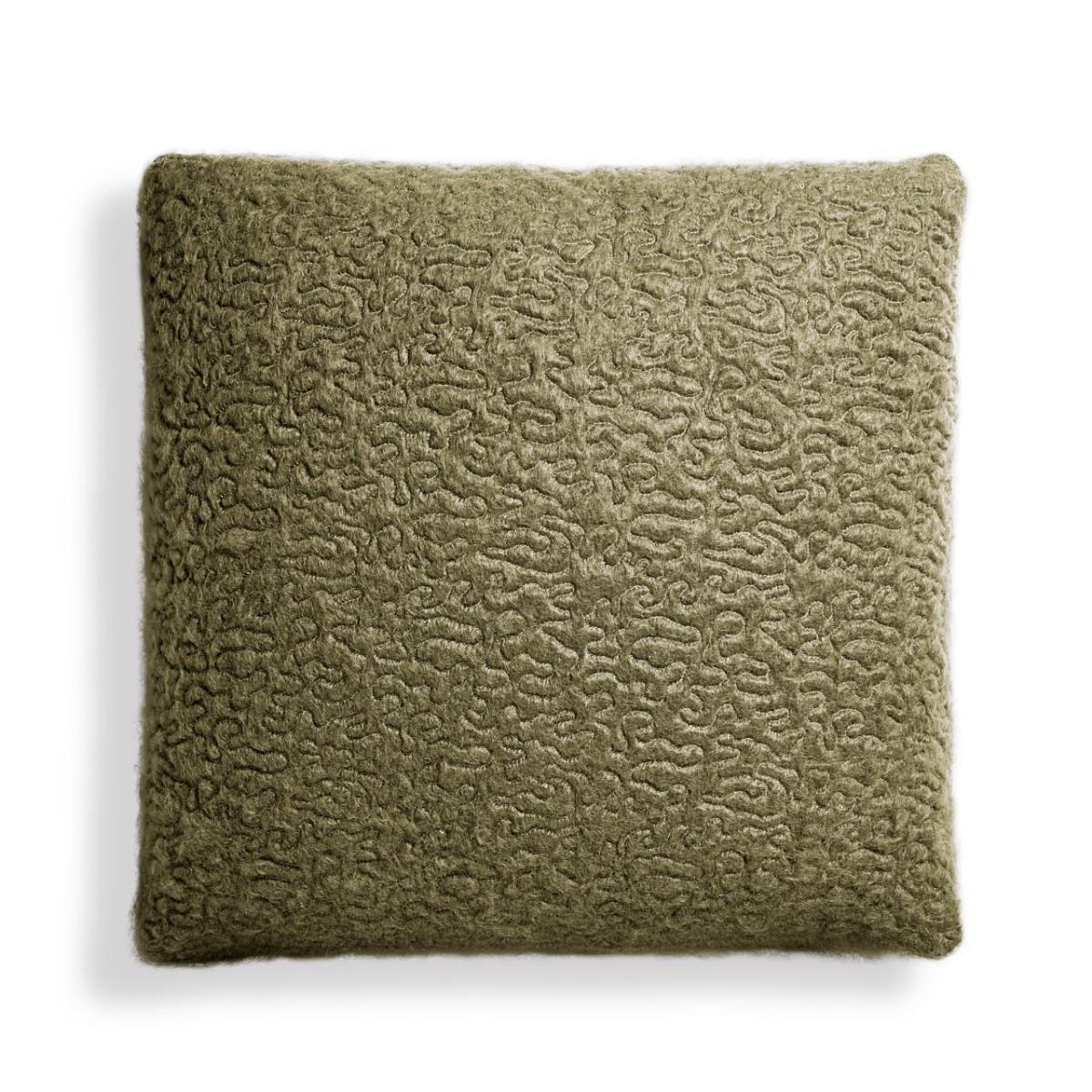 L'Objet I Haas Vermiculation Pillow I Sage