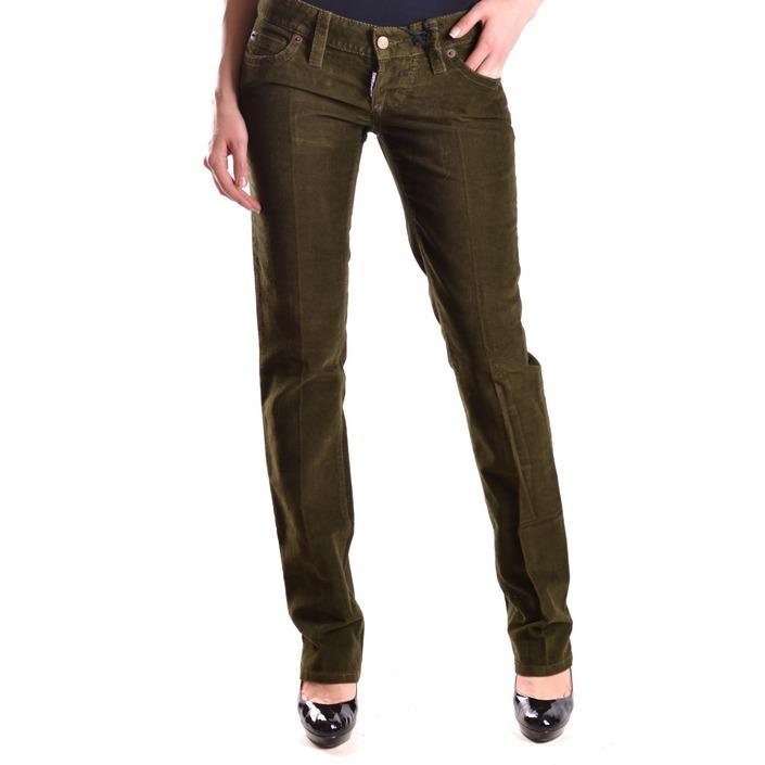 Dsquared Women's Jeans Green 187033 - green 40