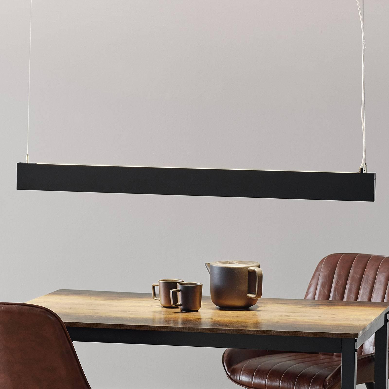 LED-hengelampe Tango med up- og downlight