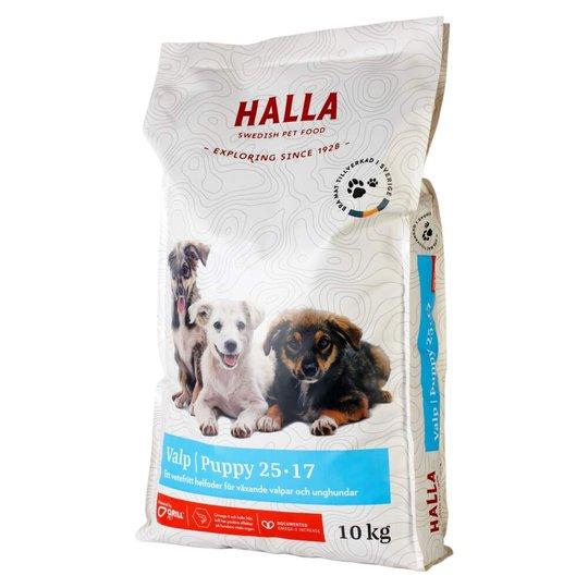Halla Valp 25-14 (10 kg)