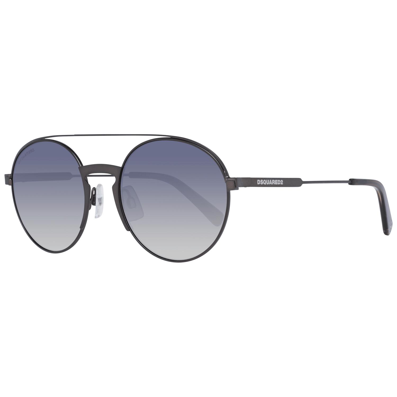 Dsquared² Unisex Sunglasses Gunmetal DQ0319 5358B