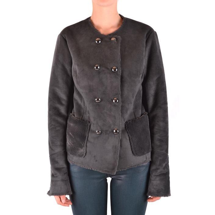 Armani Jeans Women's Jacket Black 165724 - black 44