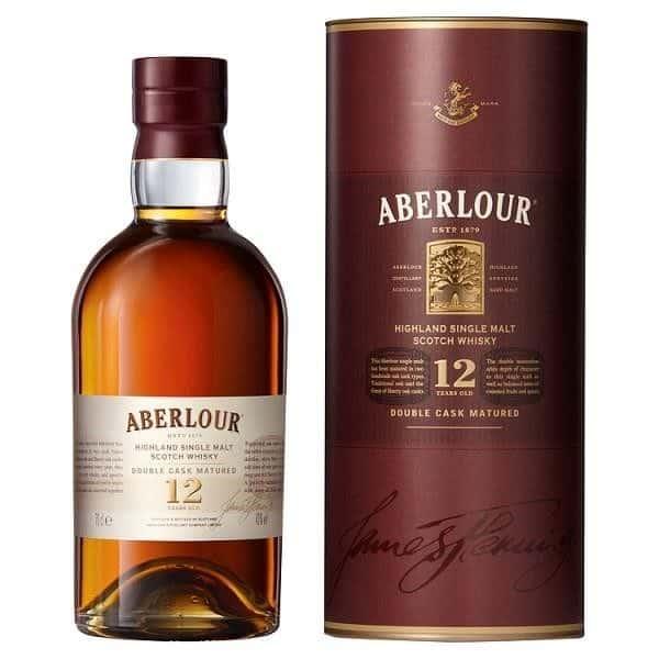 Aberlour 12 Years Old Matured Single Malt Whisky 70cl