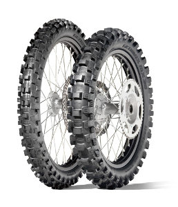 Dunlop Geomax MX 3S F ( 60/100-12 TT 36J M/C, etupyörä )