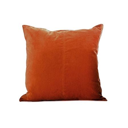 Kuddfodral Cognac Velvet 50x50 cm