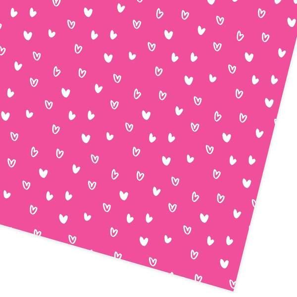 Neon Hearts Giftwrap