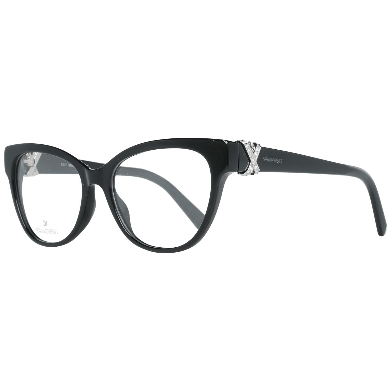 Swarovski Women's Optical Frames Eyewear Black SK5250-H 53001
