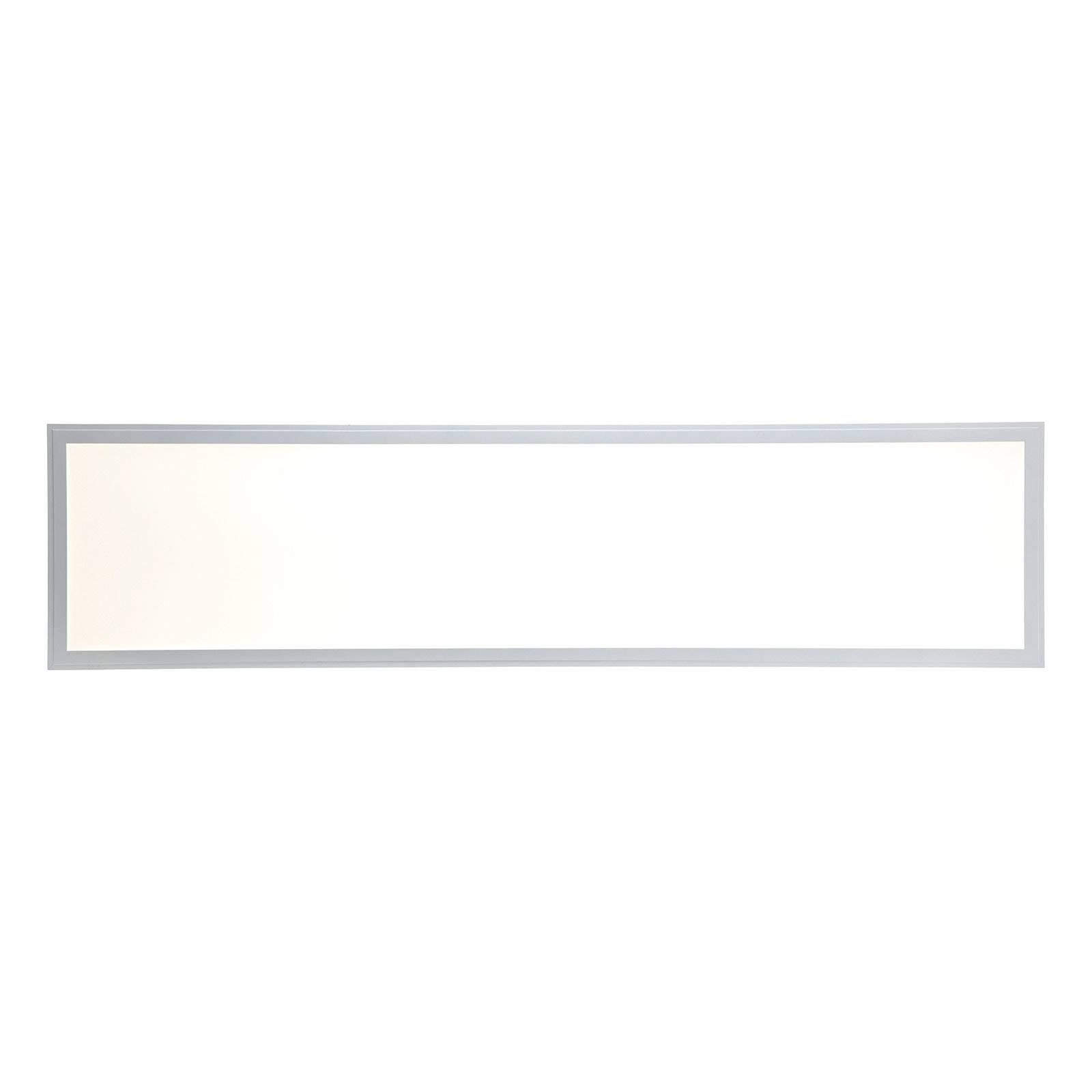 LED-kattovalaisin Allie 119,5 x 29,5 cm
