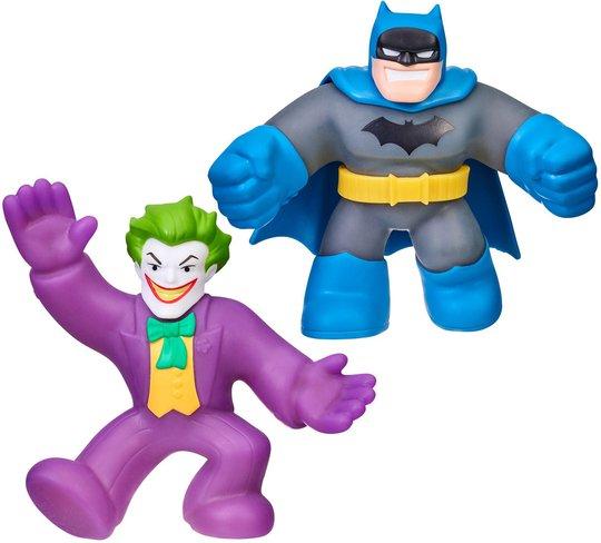 Goo Jit Zu DC 2-Pack Batman vs Joker