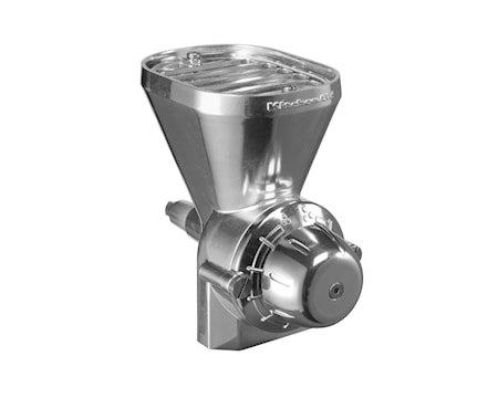 Melkvern til kjøkkenmaskin stål