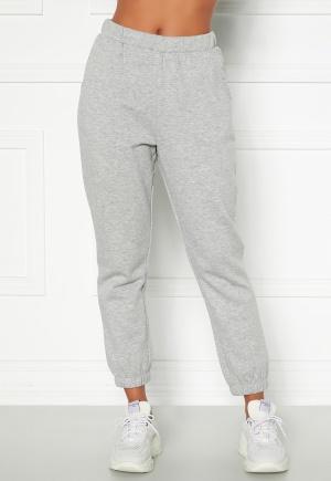 Happy Holly Veronica sweat pants Light grey melange 36/38