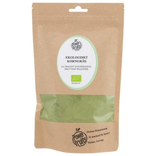 Powerfruits Ekologiskt Korngräs, 250 g