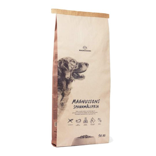 Magnussons Spannmålsfria (14 kg)
