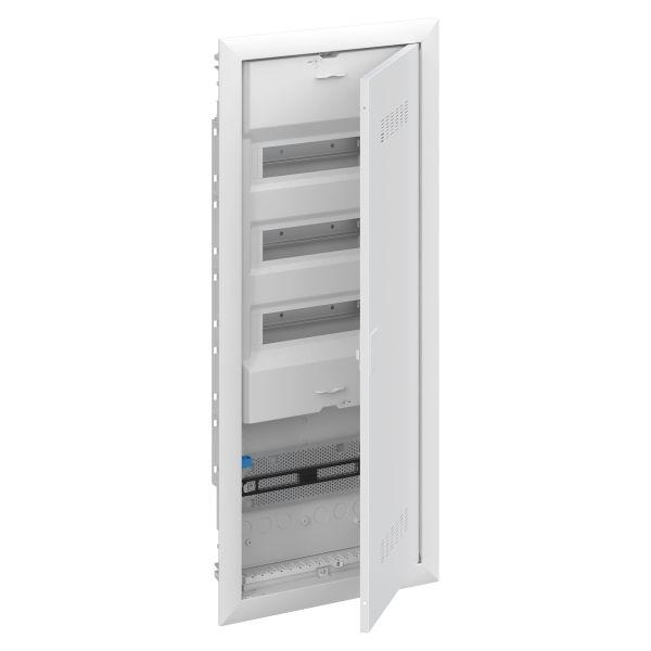 ABB UK600 2CPX031399R9999 Yhdistelmäkeskus DIN-asennetut laitteet: 36