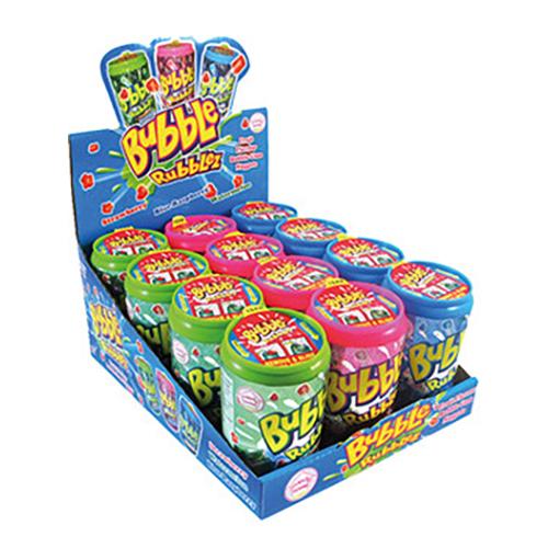 Bubble Rubblez Tuggummi