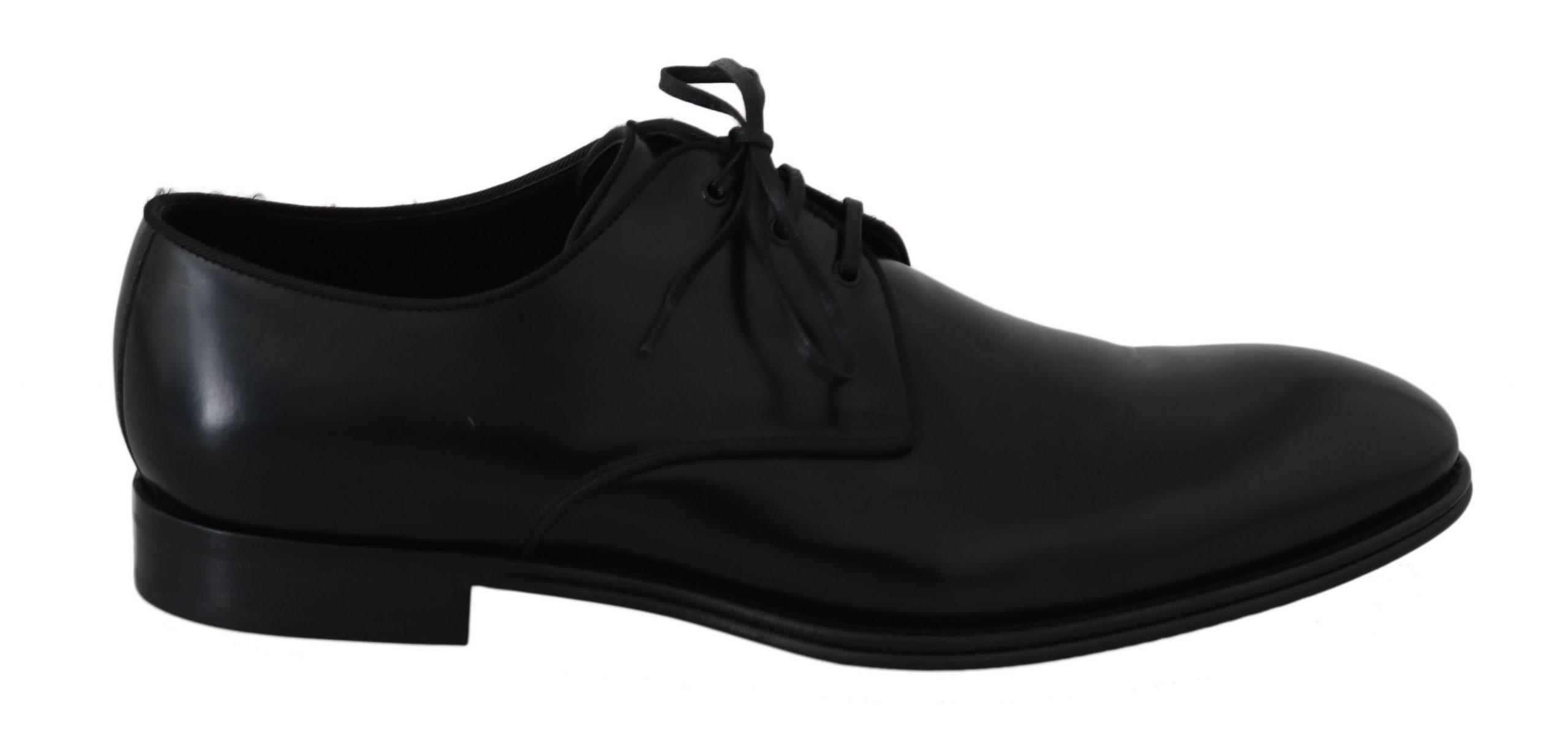 Dolce & Gabbana Men's Shoes Black MV2344 - EU39/US6