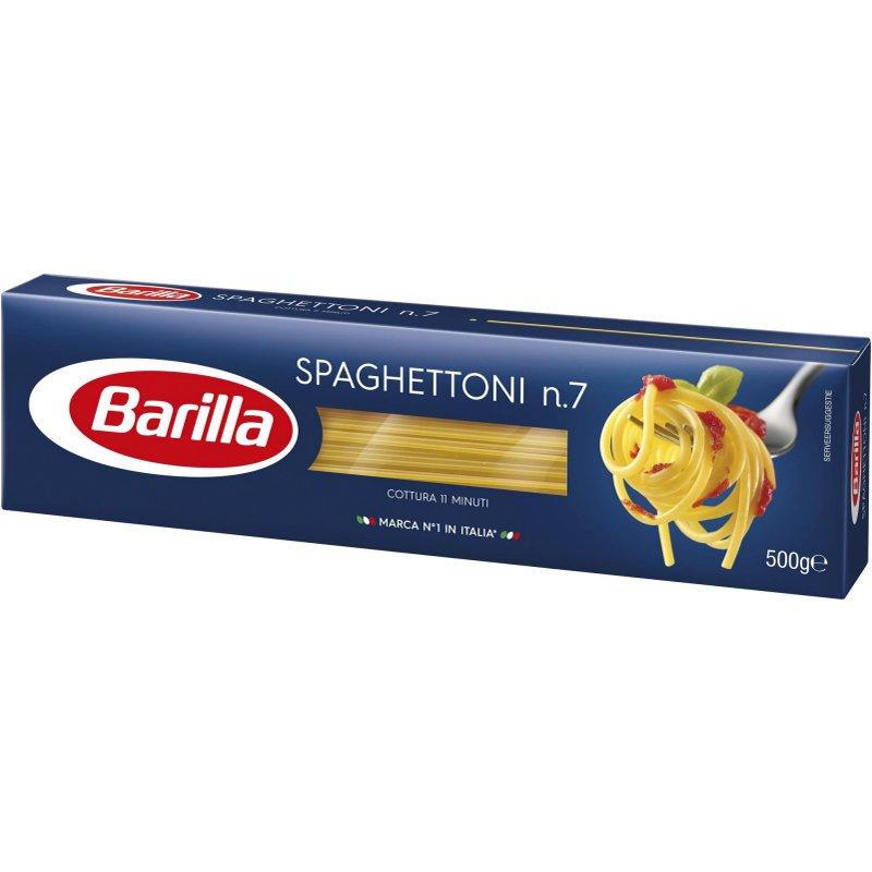 "Pasta ""Spaghettoni"" 500g - 26% rabatt"