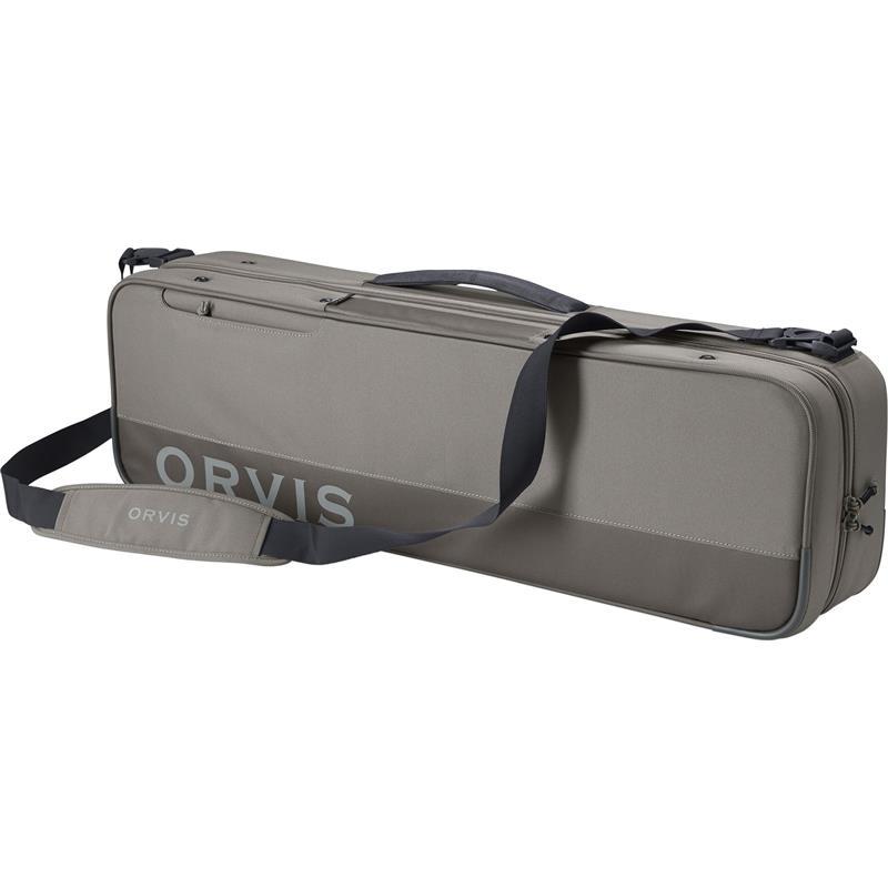 Orvis Carry It All Innovativ koffert med plass til alt!