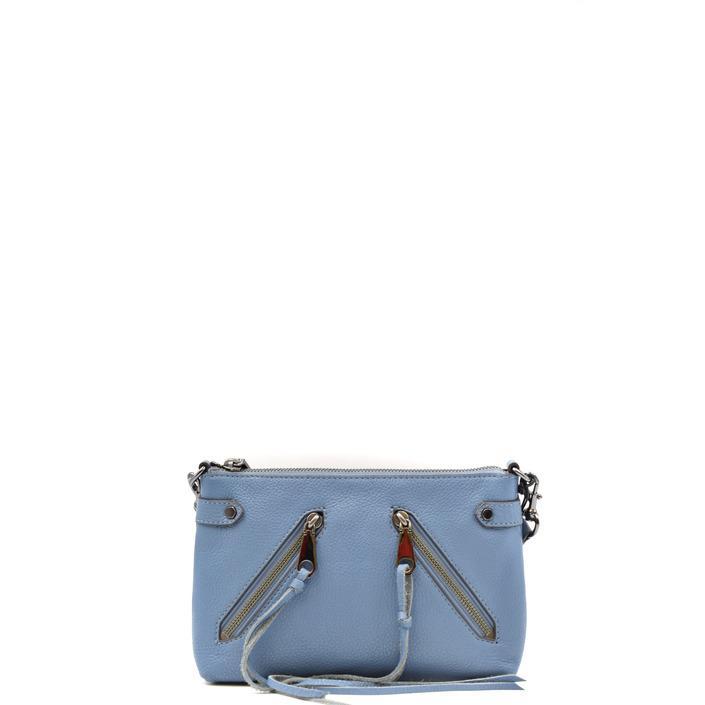 Rebecca Minkoff Women's Handbag Blue 315165 - blue UNICA