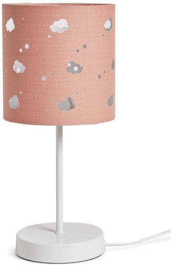 Alice & Fox Bordlampe Sky, Dusty Pink