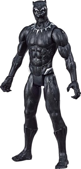 Marvel Avengers Titan Hero Figur Black Panther