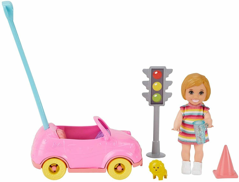 Barbie - Storytelling Pack - Car Girl (GRP17)