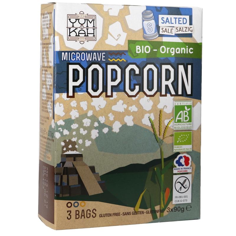 Eko Micropoppcorn 3-pack - 38% rabatt