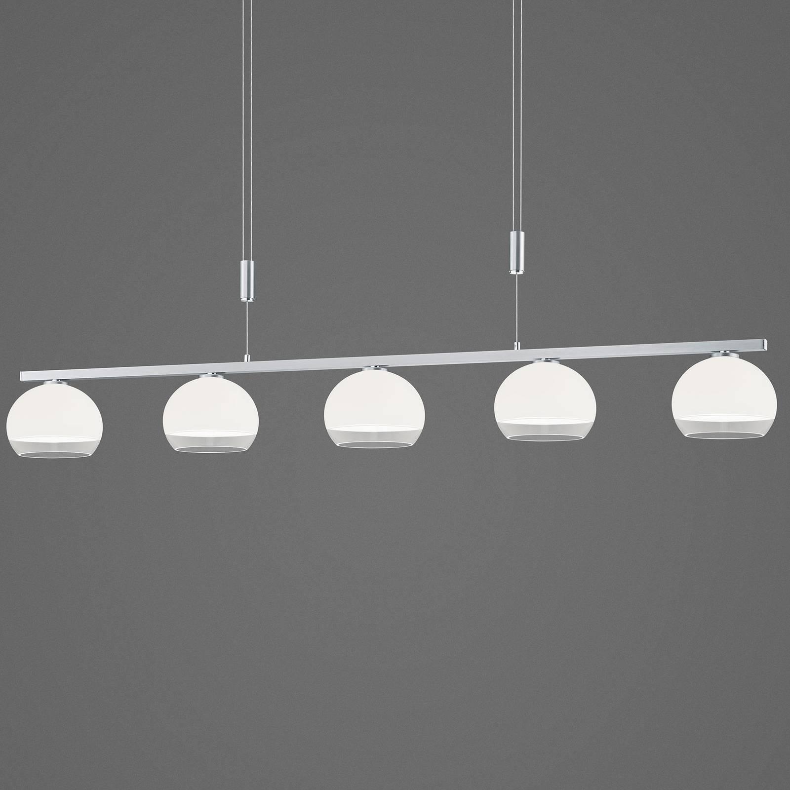 Bopp Flavor-LED-riippuvalaisin, säädettävä korkeus