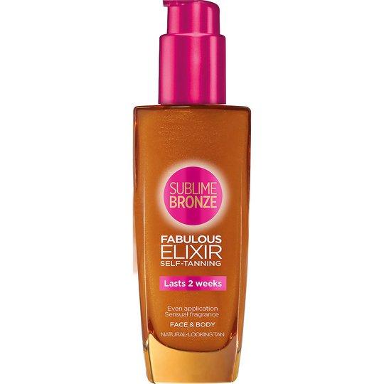 Sublime Bronze Elixir 2 weeks Glow, L'Oréal Paris Itseruskettavat