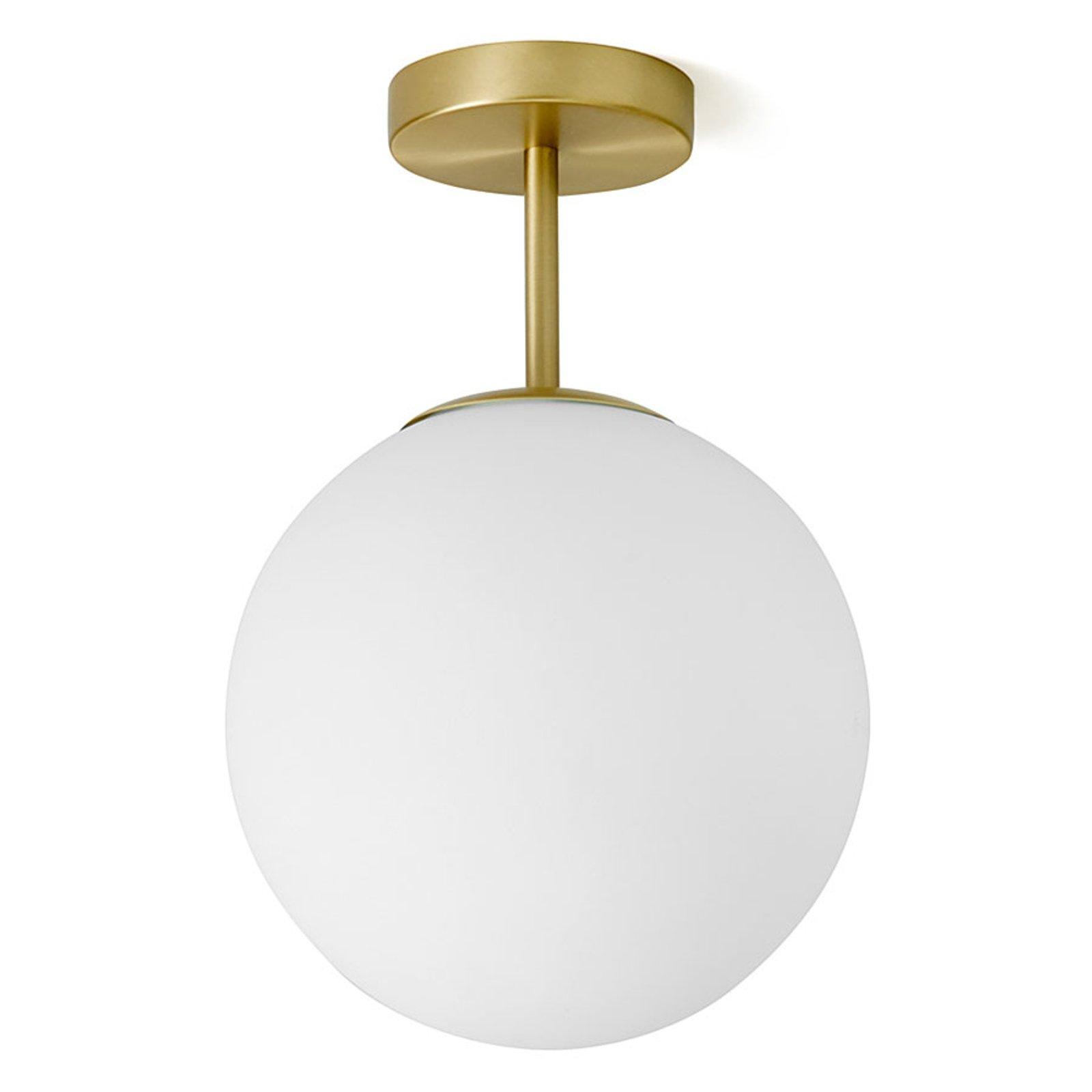 Messing-taklampe Jugen 1 lyskilde
