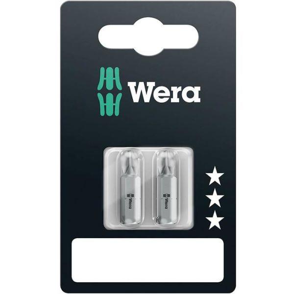Wera 851/1 Z SB Bits PH 2 x 25, 2-pakning