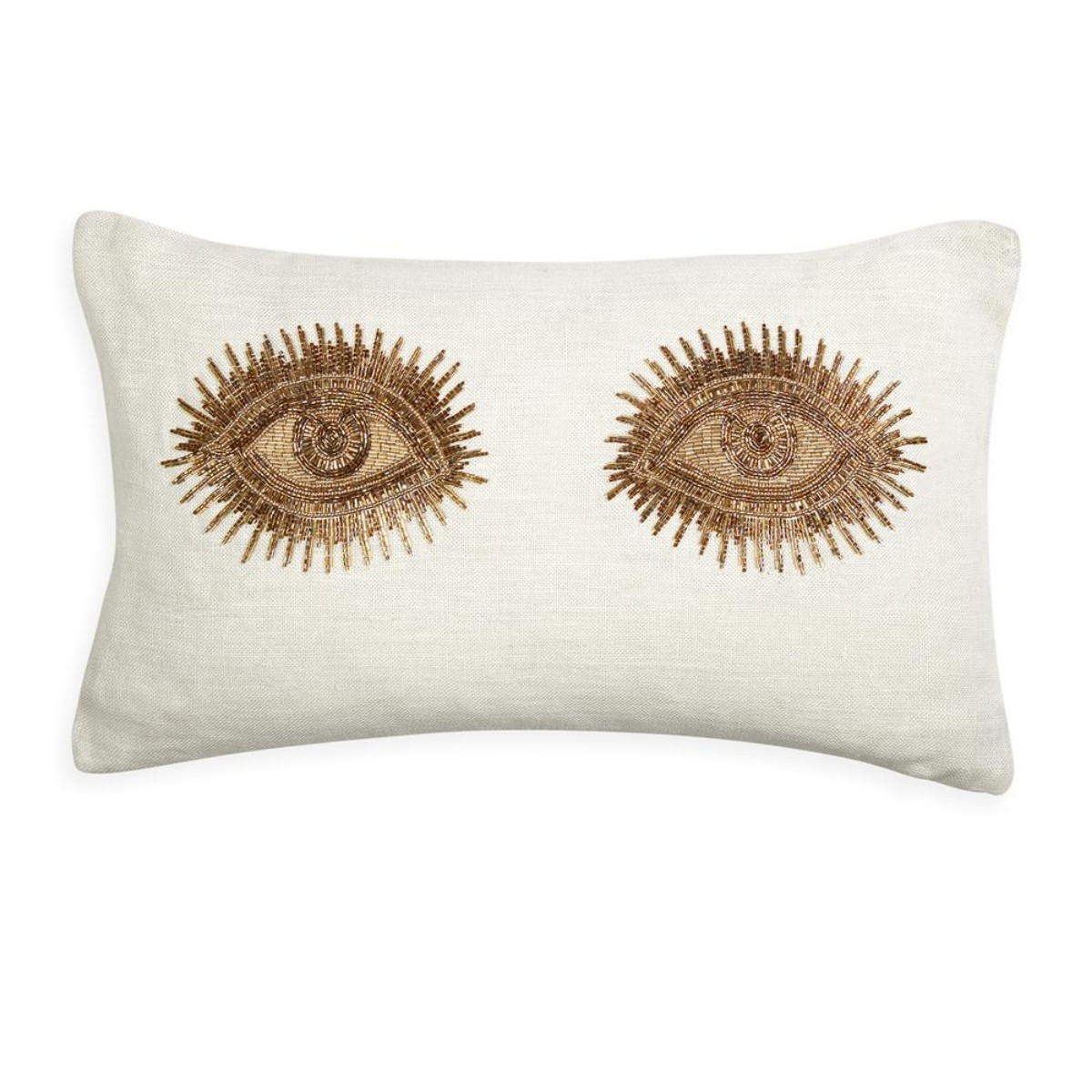 Jonathan Adler I Muse Eyes Throw Pillow