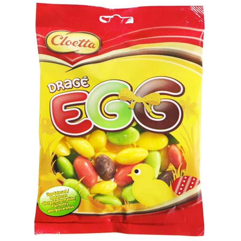 """Makeiset """"Dragé Egg"""" 200 g - 45% alennus"""