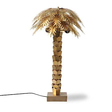 Lampe Palm Messing 68 cm