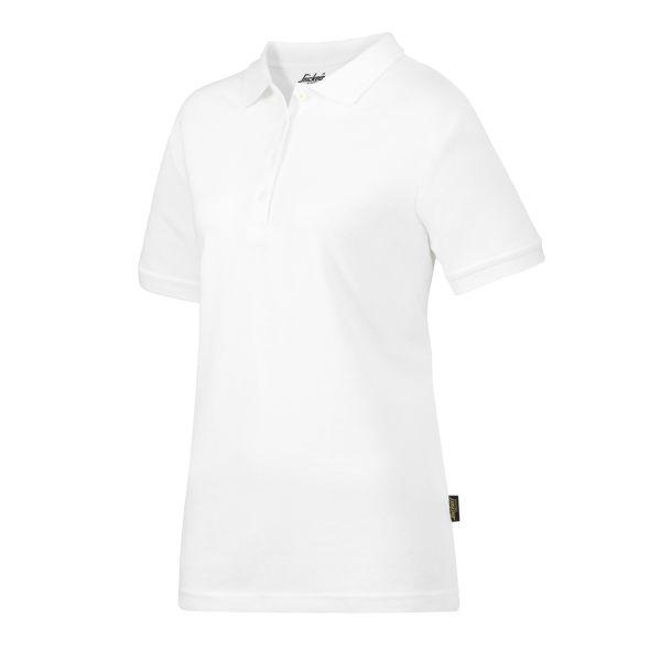 Snickers 2702 Pikéskjorte hvit XS