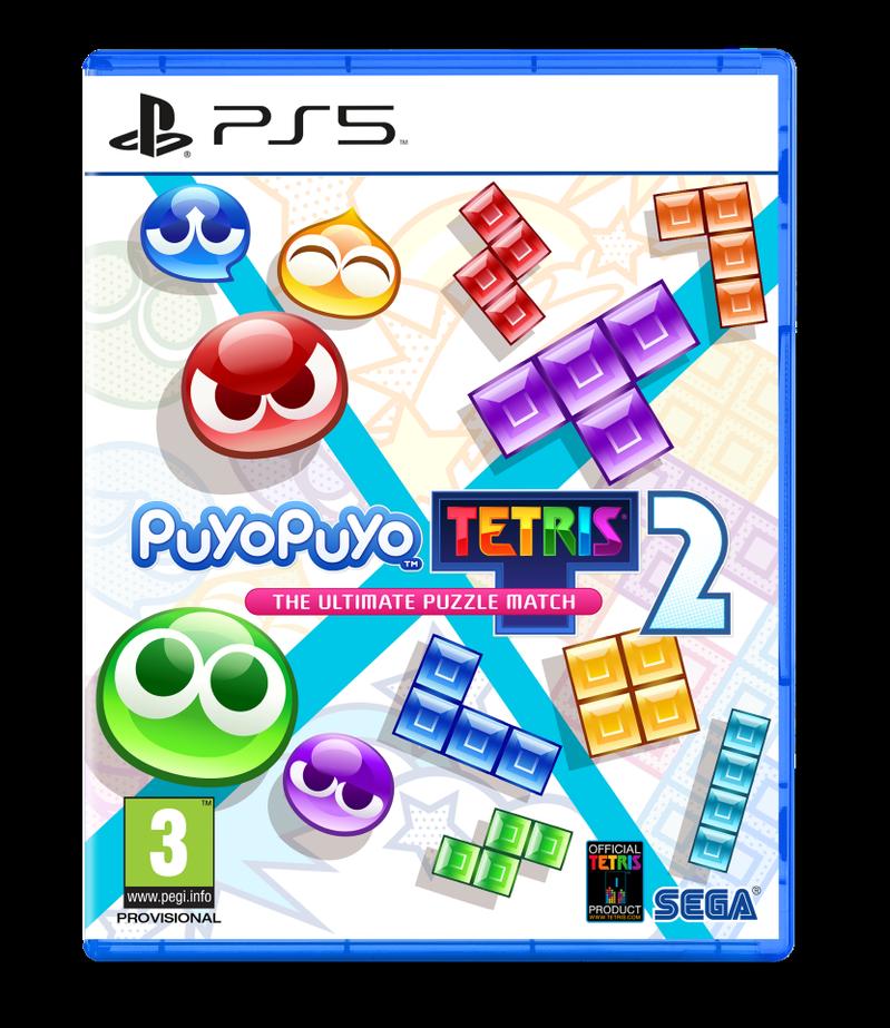 Puyo Puyo Tetris 2 (Launch Edition)
