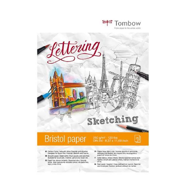 Tombow Bristol Paper Pad