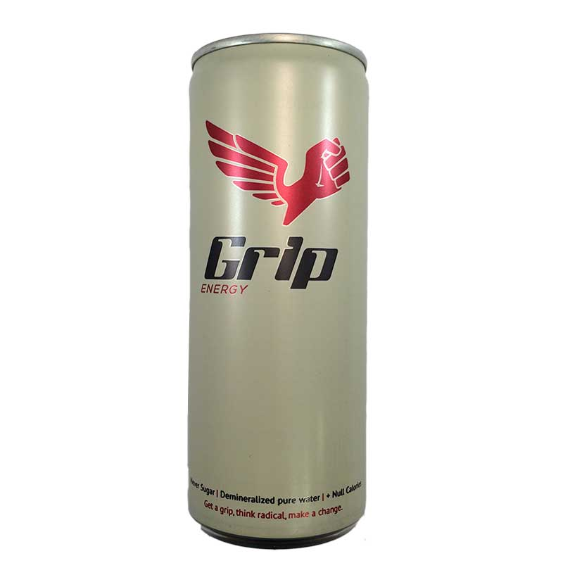 Energidryck Grip - 85% rabatt