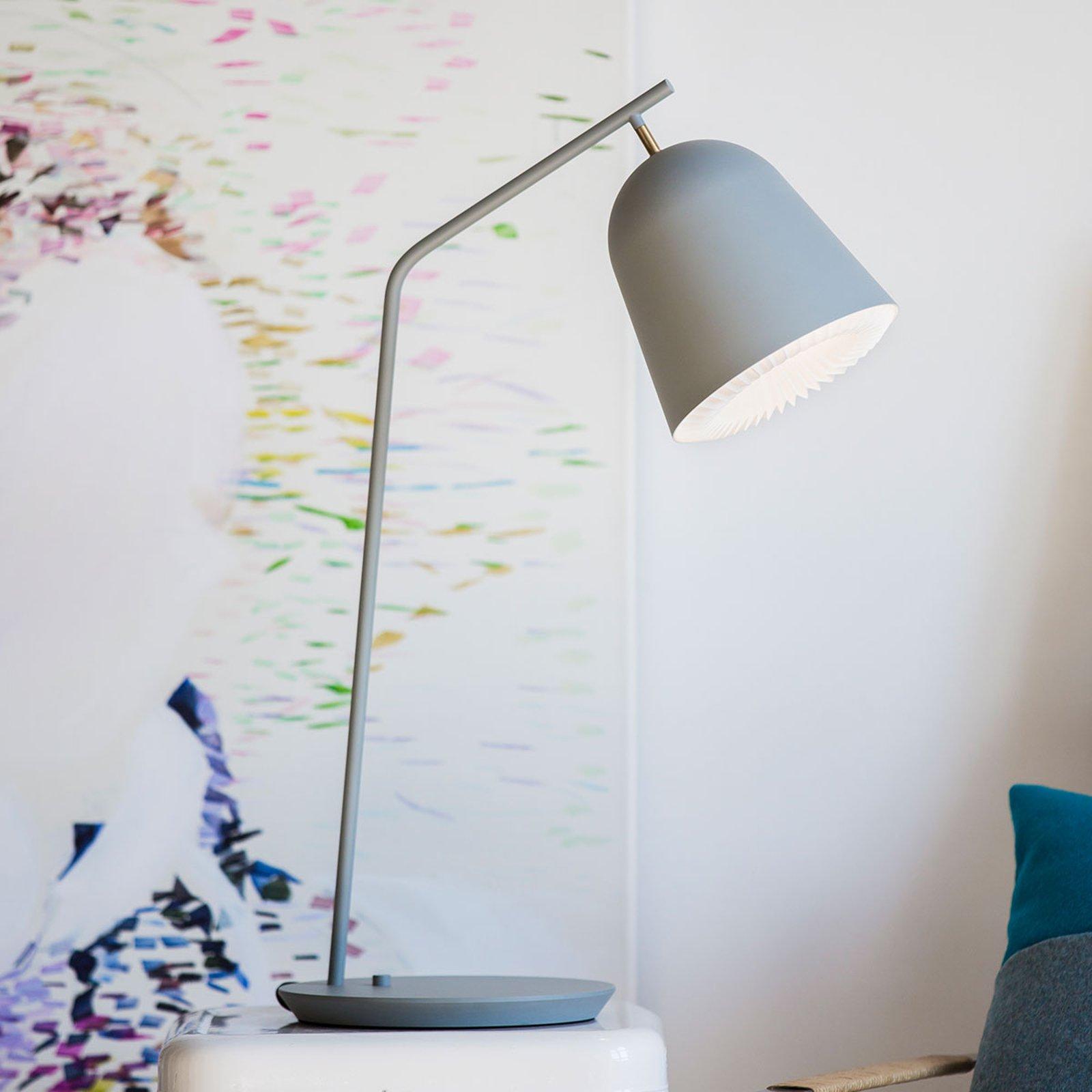 LE KLINT Caché - designer-bordlampe i grått